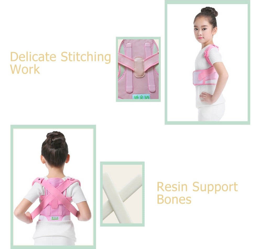 Quality Adjustable Back Posture Corrector