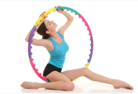 What Are The Benefits Of Using A Weighted Hula Hoop