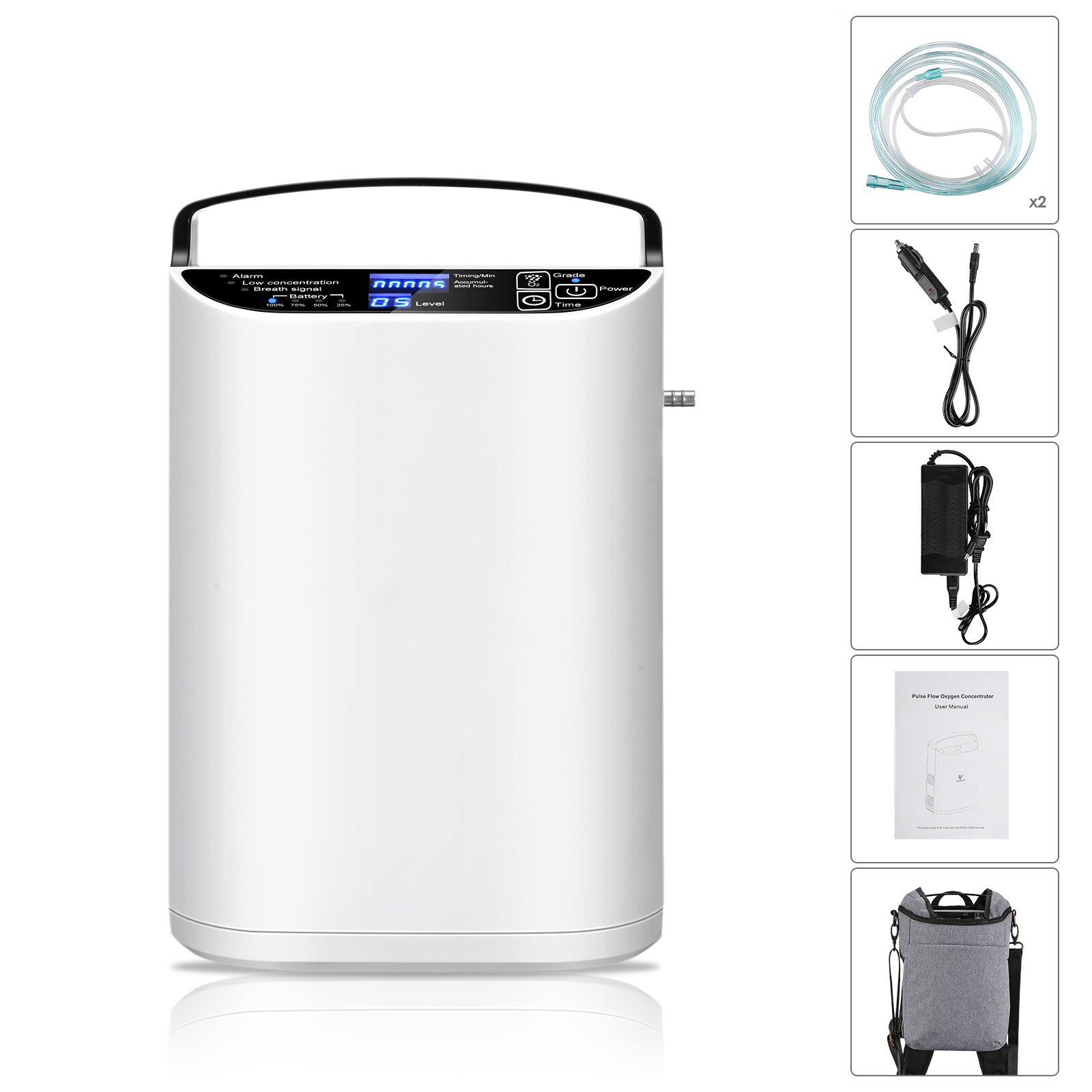 How Much Does A Portable Oxygen Concentrator Cost