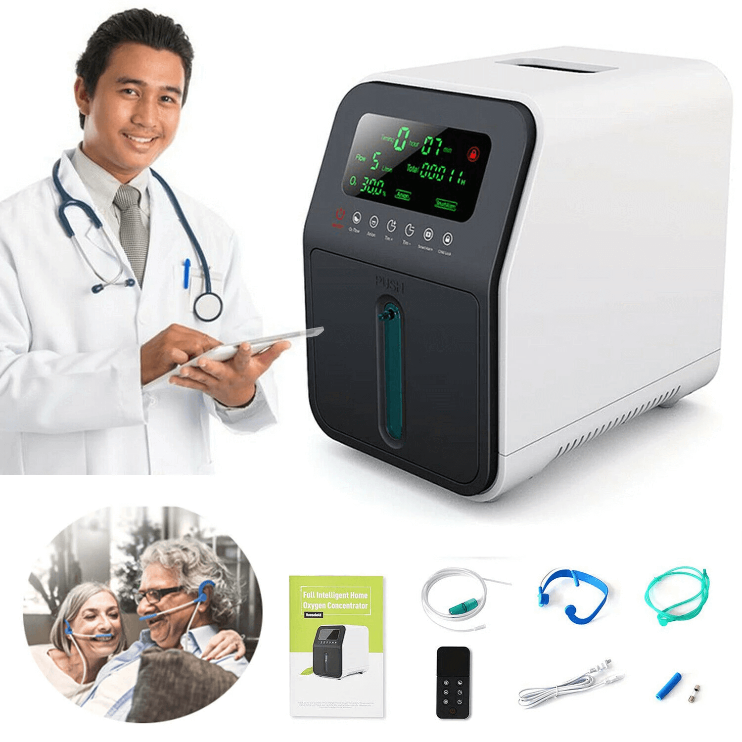 Oxygen Concentrator Price