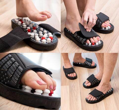What Are The Benefits Of Acupressure Slippers