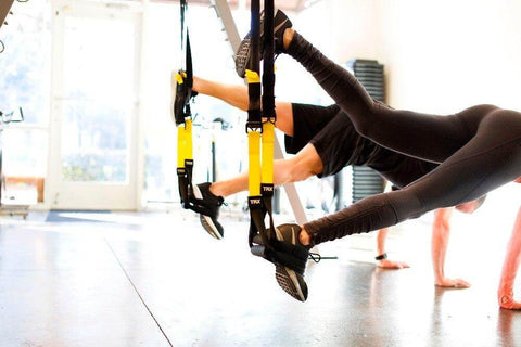 Benefits Of TRX Suspension Training