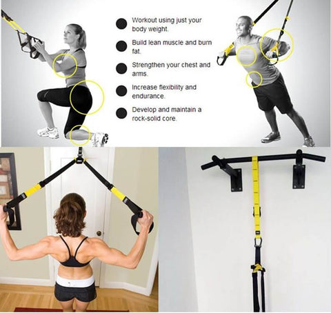 Resistance Bands vs Suspension Training