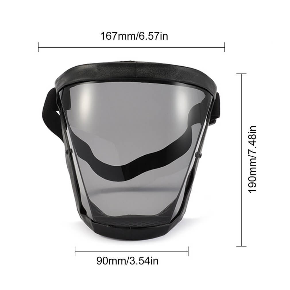 How To Prevent Face Shield From Fogging