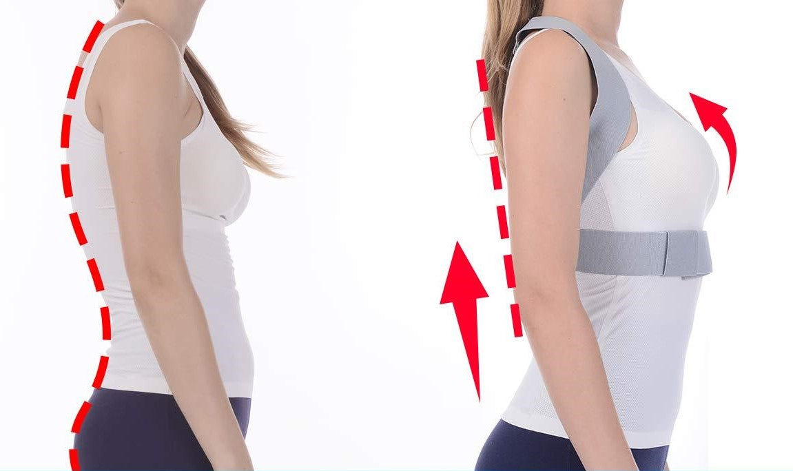 Back Brace For Posture Correction