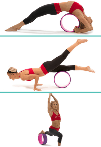 Yoga Wheel Pose Guide