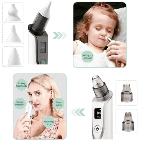 Electric Nasal Aspirator Buy Buy Baby