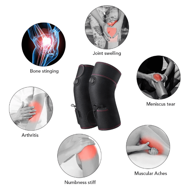 Reusable Knee Heat Wrap