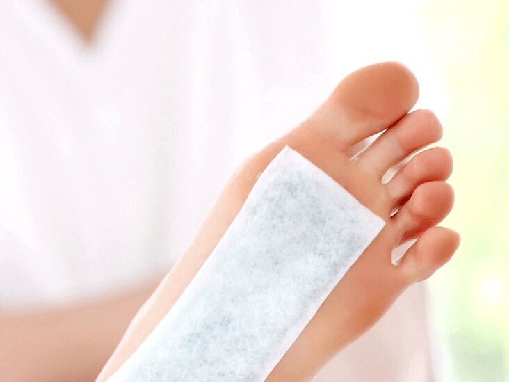 Do Those Detox Foot Patches Really Work