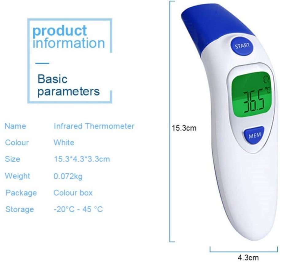 best non contact thermometer