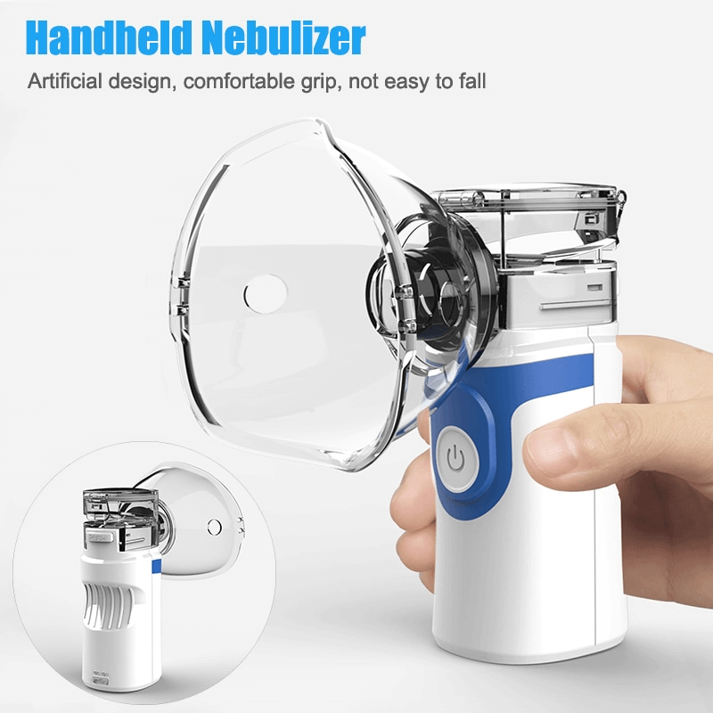 Can Nebulizer Be Used For Steam Inhalation