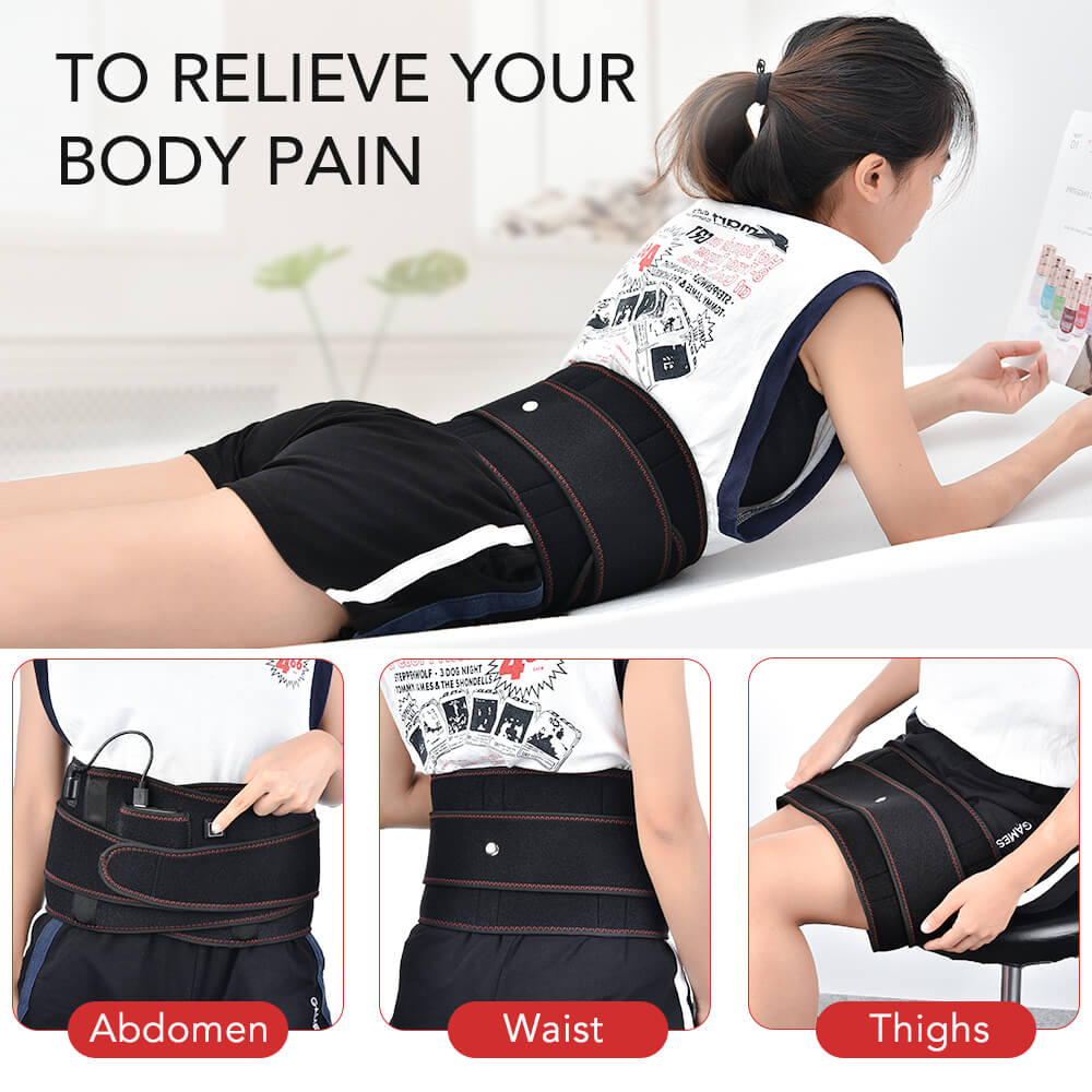 How To Use Lumbar Support Belt