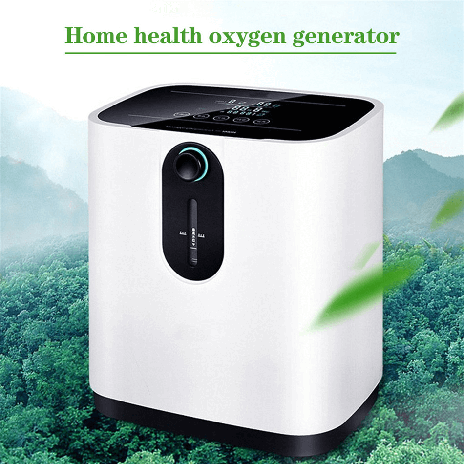 How Oxygen Concentrator Works