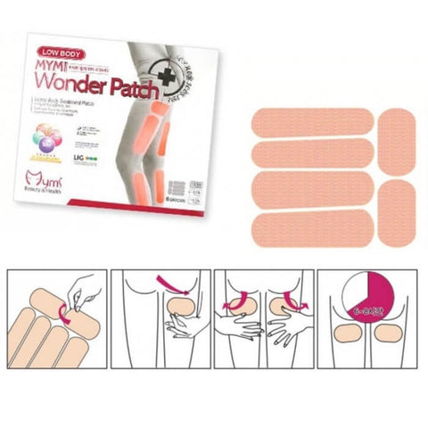 Anti Cellulite Leg Slimming Patched