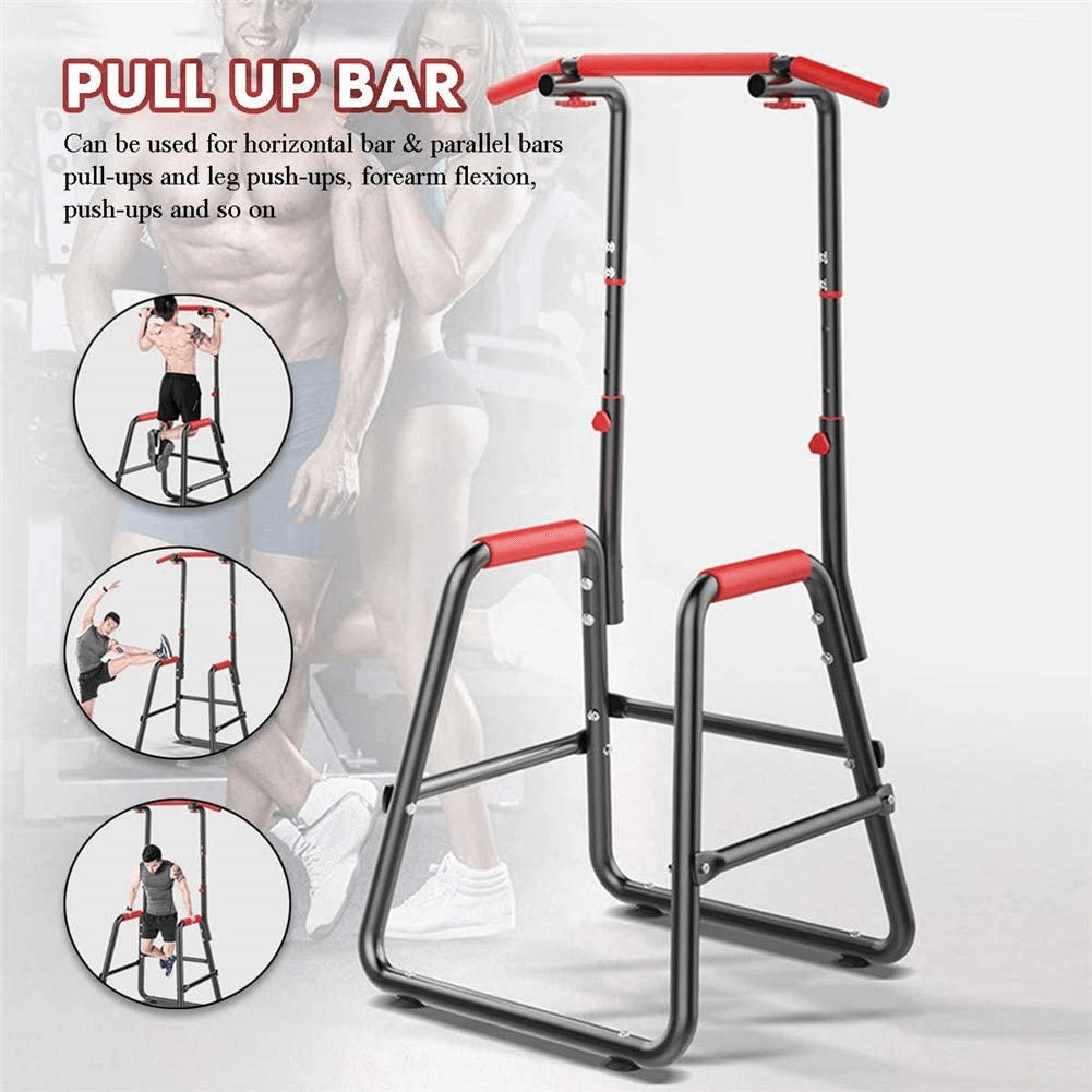 How To Build A Pull Up Bar