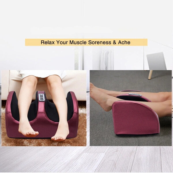 How To Give Yourself A Foot Massage