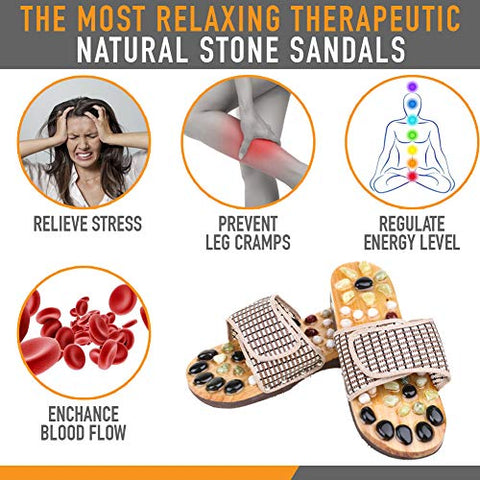 Are There Health Benefits of Walking Barefoot on Stones