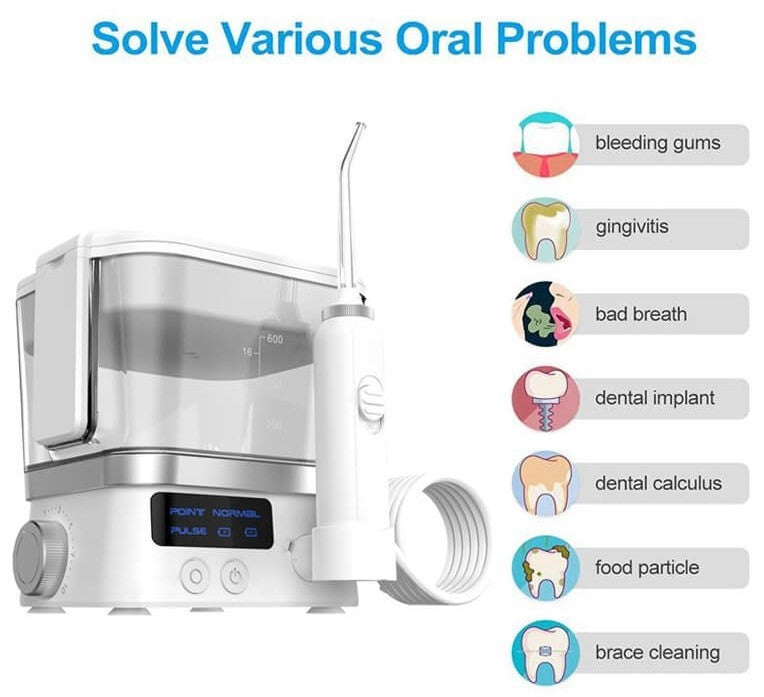 Water Flosser Reviews By Dentists