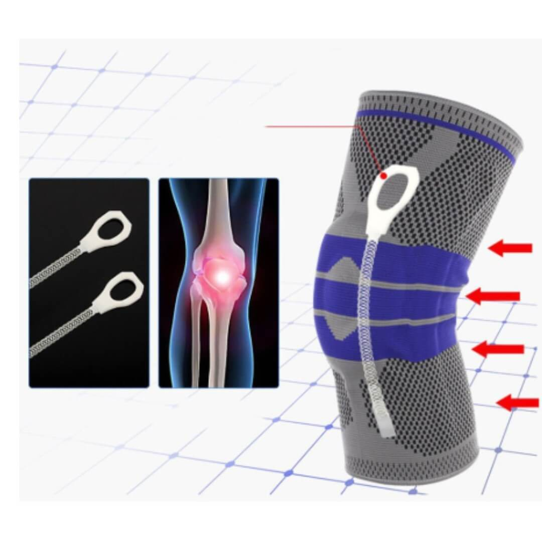 Uses of 360 Compression Knee Sleeve Stabilizer