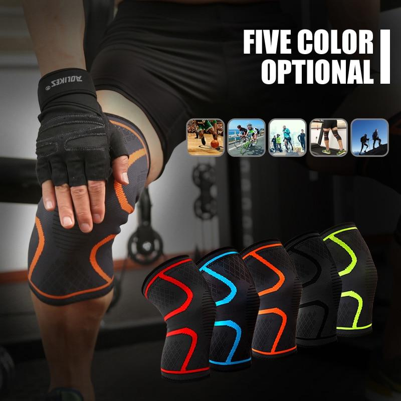 Sports Knee Support Five Color Option