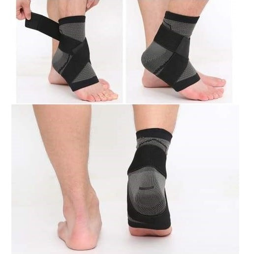 Straps Pressurized Sports Ankle