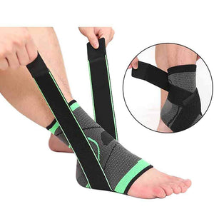 3D Weaving Ankle Brace