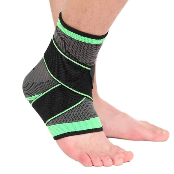 3D Weaving Technology Ankle Brace Protector