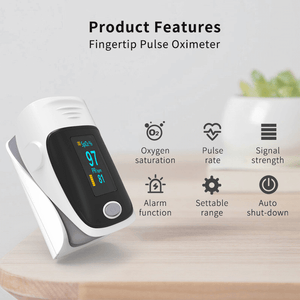 Efficient Pulse Oximeter