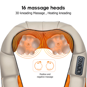 Shiatsu Back and Neck Massager