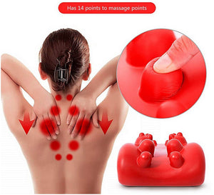 Does Japanese Style Shiatsu Spinal Neck Back Cervical Pillow Works