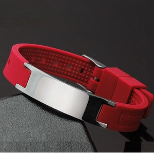 4 in 1 Bio Elements Energy Red Bracelet