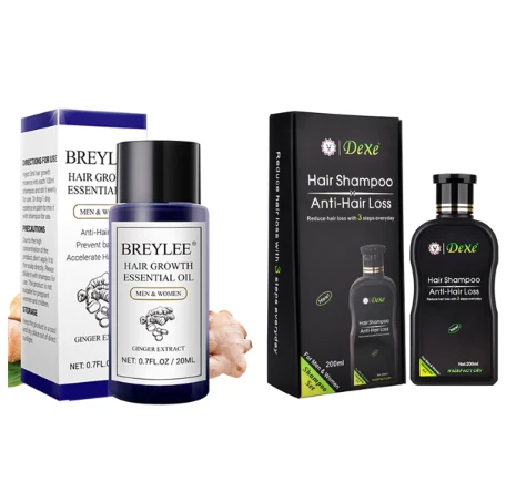 Breylee Essential Oil for Hair Growth