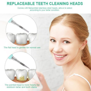 Is Electric Dental Calculus Remover Effective