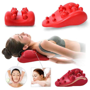 Where To Buy Japanese Style Shiatsu Spinal Neck Back Cervical Pillow