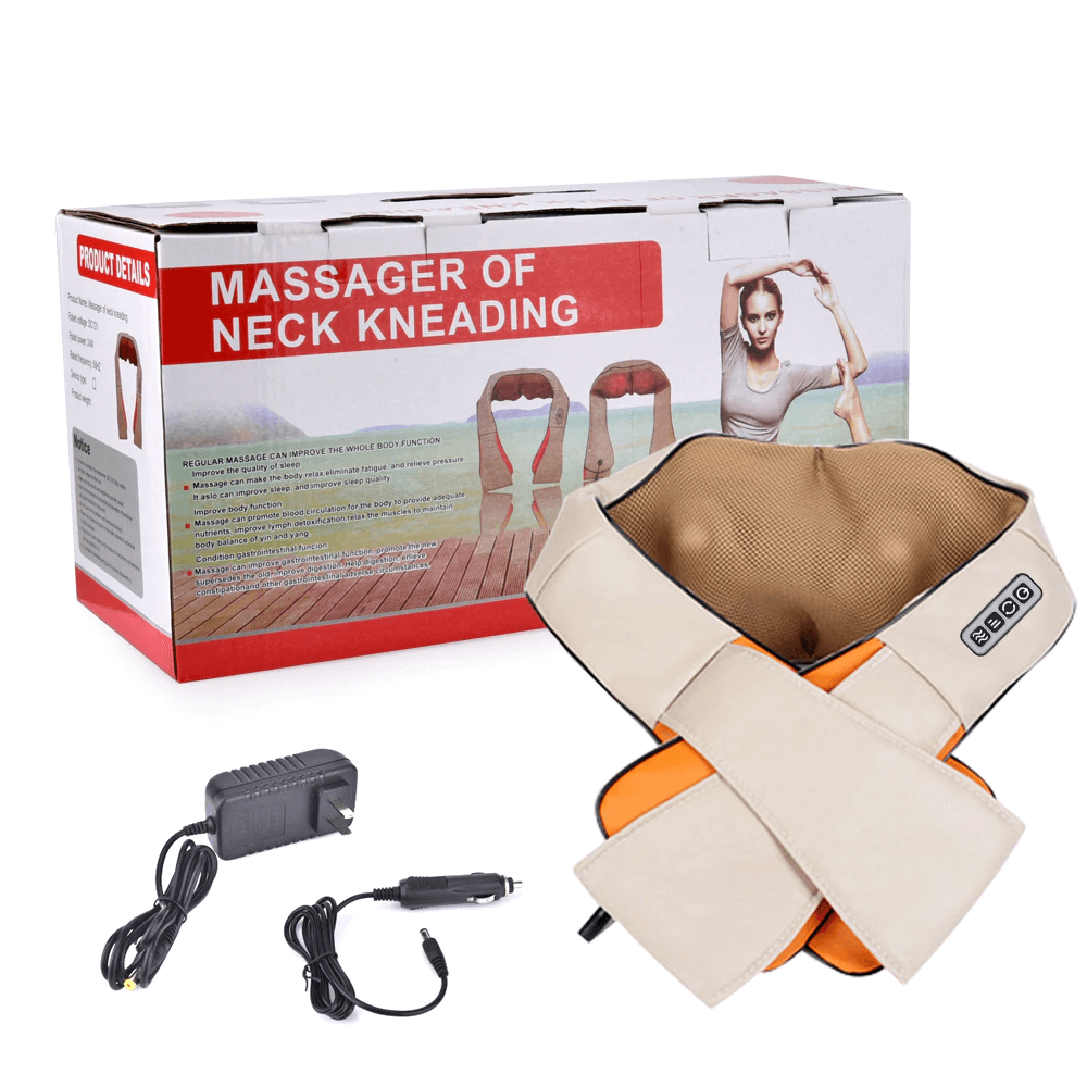 Best Neck Kneading Massager