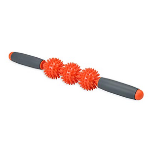 3 Spiky Ball Trigger Massage Roller Stick