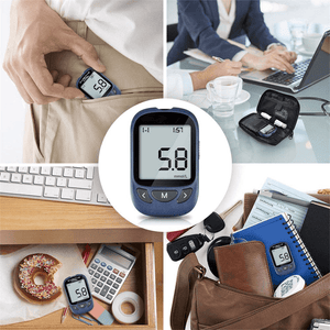 Practical Blood Sugar Test Machine