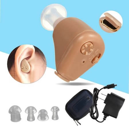Best Rechargeable Hearing Aids