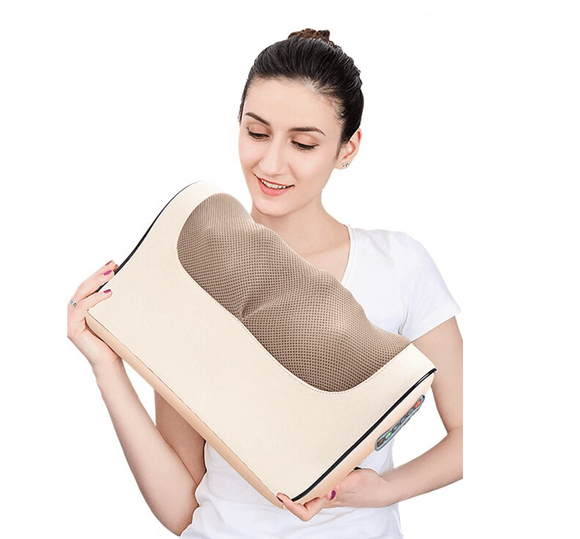 Best Infrared Heating 3D Neck and Body Massage Pillow