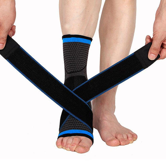 How To Strap Achilles Tendon For Support