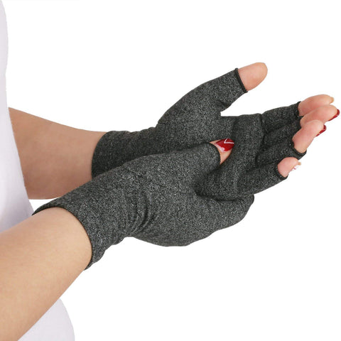 Anti Arthritis Hands Therapy Compression Gloves Joint Aches Pain Relief