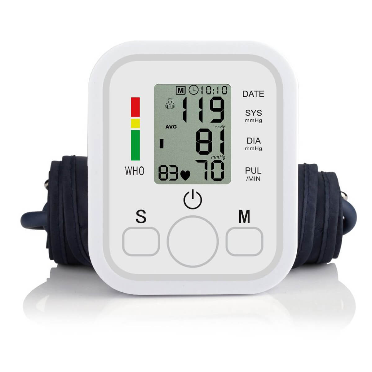 Digital Arm Blood Pressure Monitor
