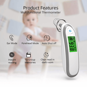 Instant Result Digital Thermometer