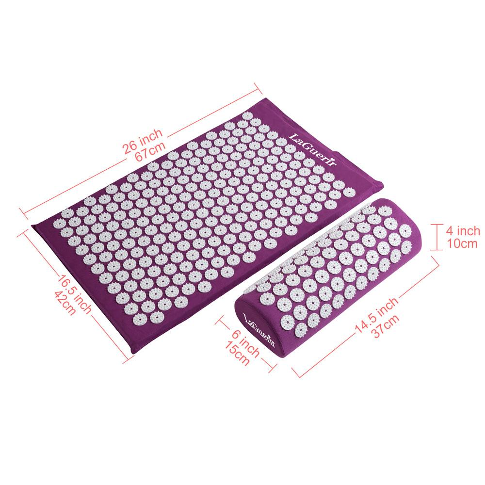 Pain Relief Acupressure Mat