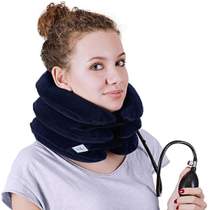 Inflatable Neck Traction Pillow Reviews