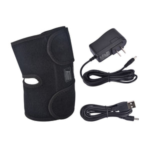 Heated Knee Brace Wrap Support
