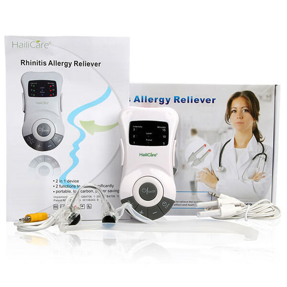 Laser Pulse Rhinitis Therapy Machine
