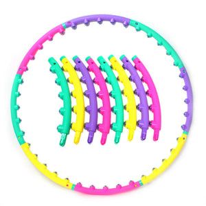 Fat Burning Weighted Hula Hoop