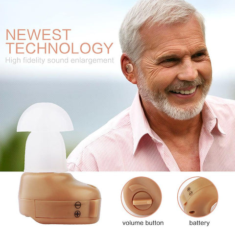 In The Ear Hearing Aids Reviews