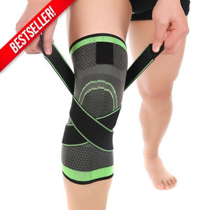 3D Weaving Pressurization Knee Brace